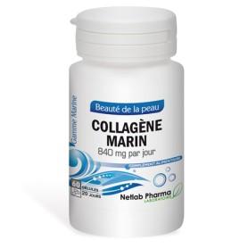Collagène marin 60 gélules