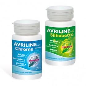 Avriline Cure Minceur en gélules