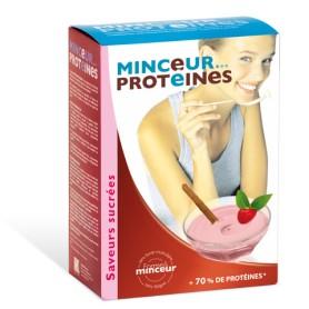 Entremet Vanille Minceur Protéines