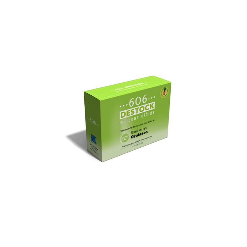 606 DESTOCK (Anti-graisse)