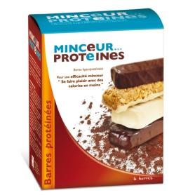 Barres Praliné nappées Chocolat