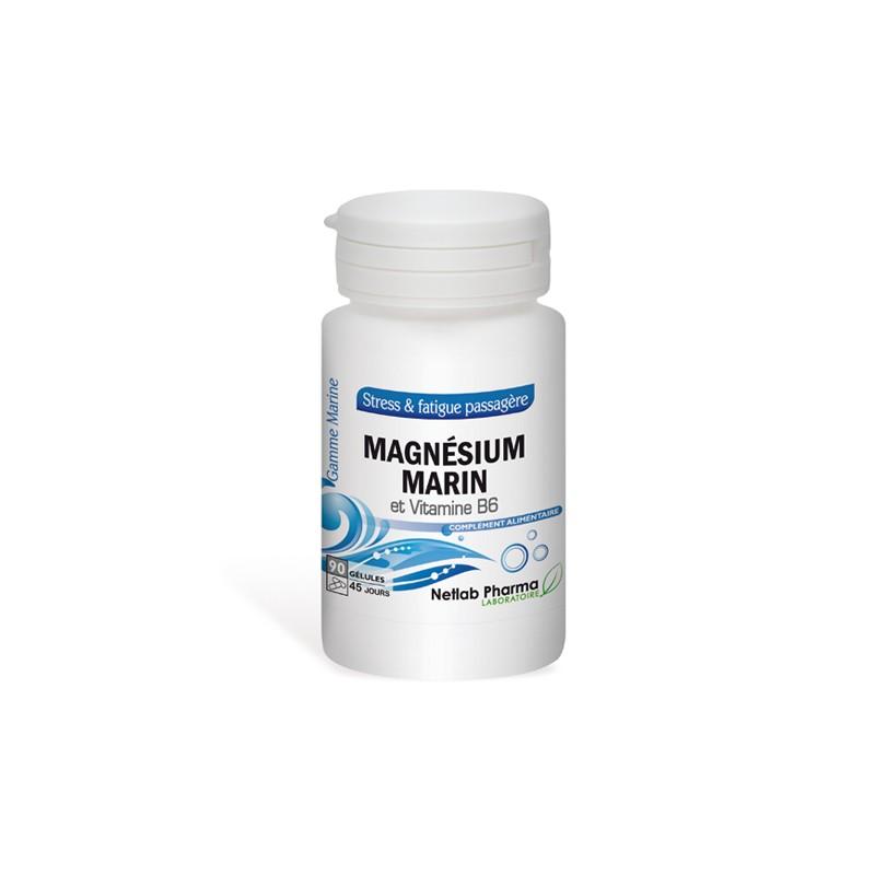 magn sium marin b6 90 g lules. Black Bedroom Furniture Sets. Home Design Ideas