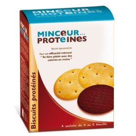 Biscuits Chocolat Minceur Protéines