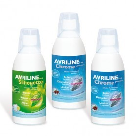 Avriline Cure Minceur en solution