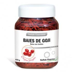 Baies de Goji pot 450 g Netlab Essentiels