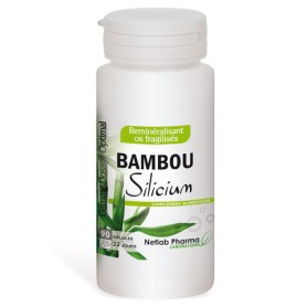 Bambou Silicium 90 gélules 300 mg