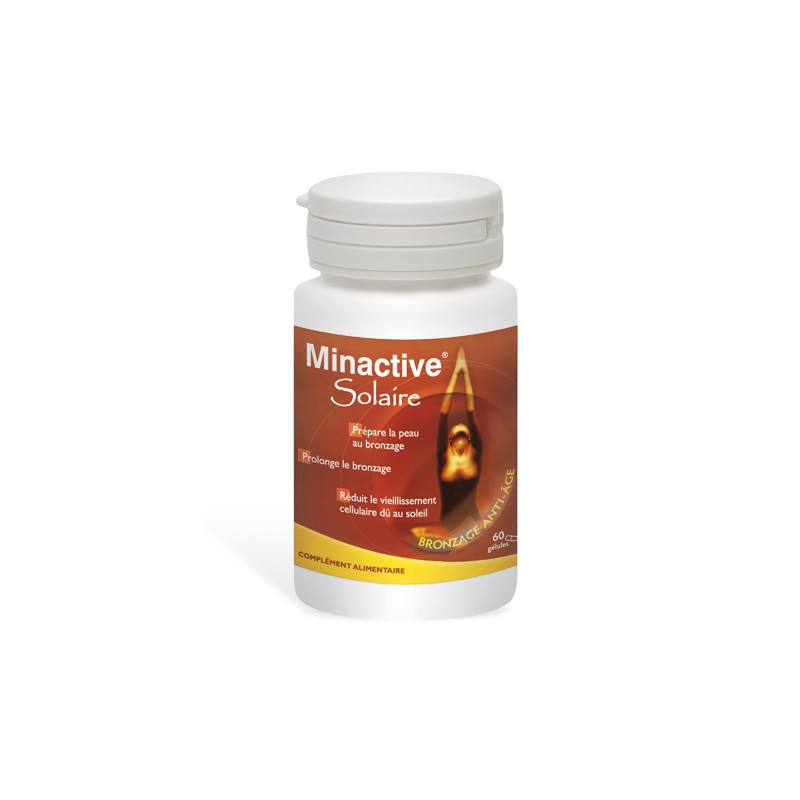 Minactive Solaire 60 gélules