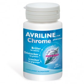 Avriline Chrome 60 gélules