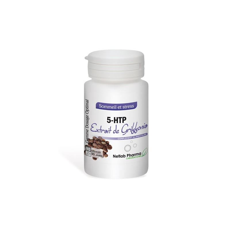 5-HTP Griffonia Dosage Optimal 90 gelules