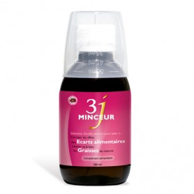3J Minceur solution buvable 150 ml