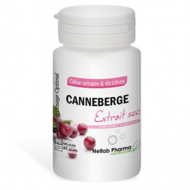 Canneberge 90 gélules Dosage Optimal
