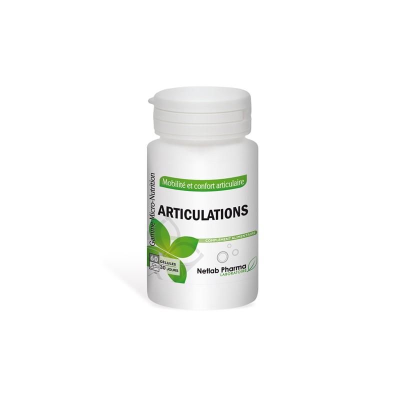 Articulations 60 gélules