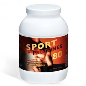 Sport Protéines 80 Cacao