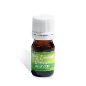 Huile essentielle Bio de Myrte