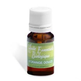 Huile essentielle Bio d'Orange douce
