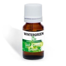 Huile essentielle Bio de Wintergreen (gaulthérie)