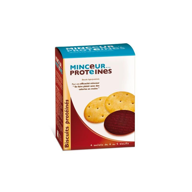 Biscuits Pomme Cannelle Minceur Protéines