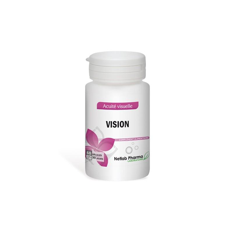 Vision 60 gélules