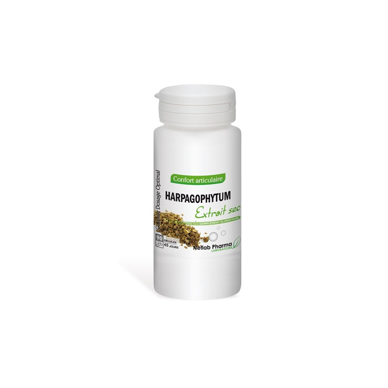 Harpagophytum 90 gélules Dosage Optimal