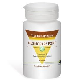 Desmopar fort (Organic) 60 hard capsules