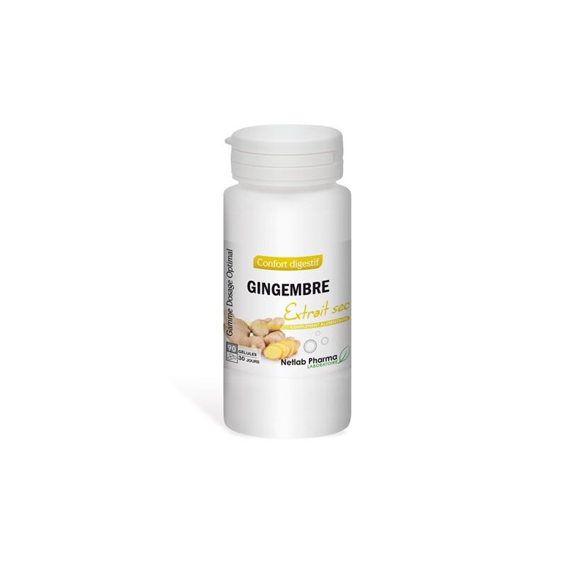 Gingembre Dosage Optimal 90 gélules
