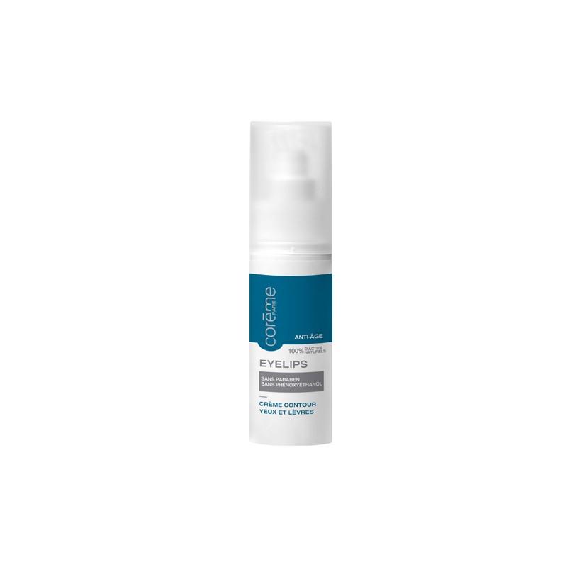 EYELIPS - Crème contour des yeux et lèvres