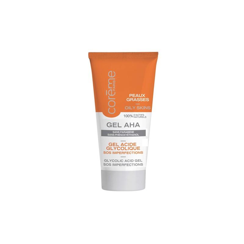 GEL AHA - Masque peaux mixtes à grasses