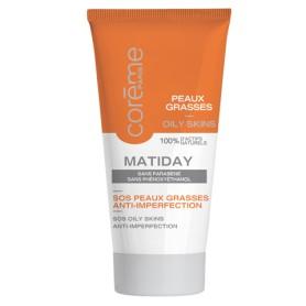 MATIDAY - Crème peaux grasses et imperfections