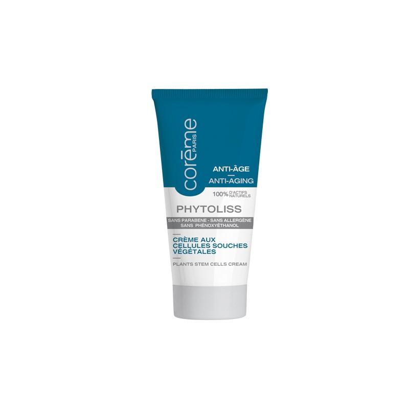 PHYTOLISS - Crème enrichie aux cellules souches végétales
