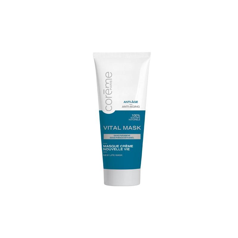 VITAL MASK - Masque crème nouvelle vie