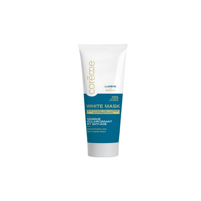 WHITE MASK - Masque lumineux et anti-âge