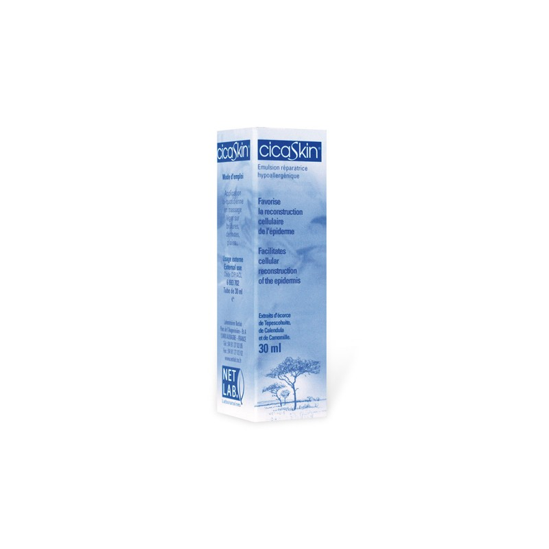 Cicaskin 30 ml - Crème cicatrisante