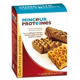 Gaufres Chocolat Minceur Protéines