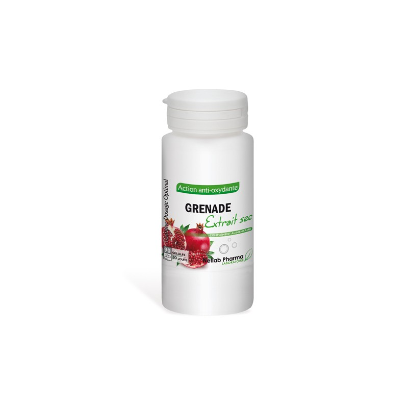Grenade 90 gélules Dosage Optimal