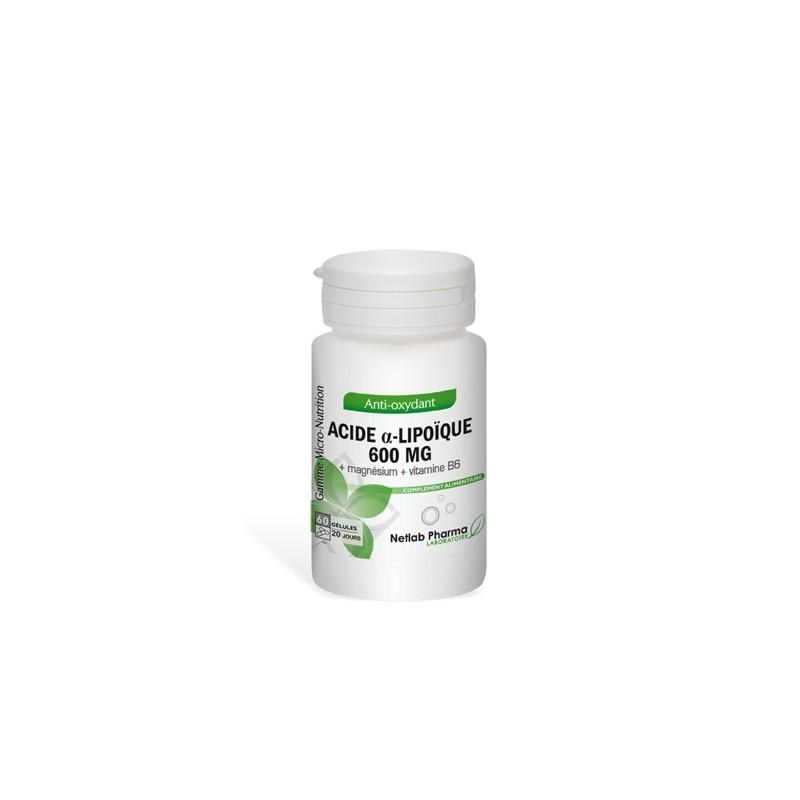 Acide α-lipoïque