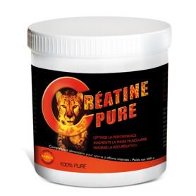 Pure créatine monohydrate 500 g