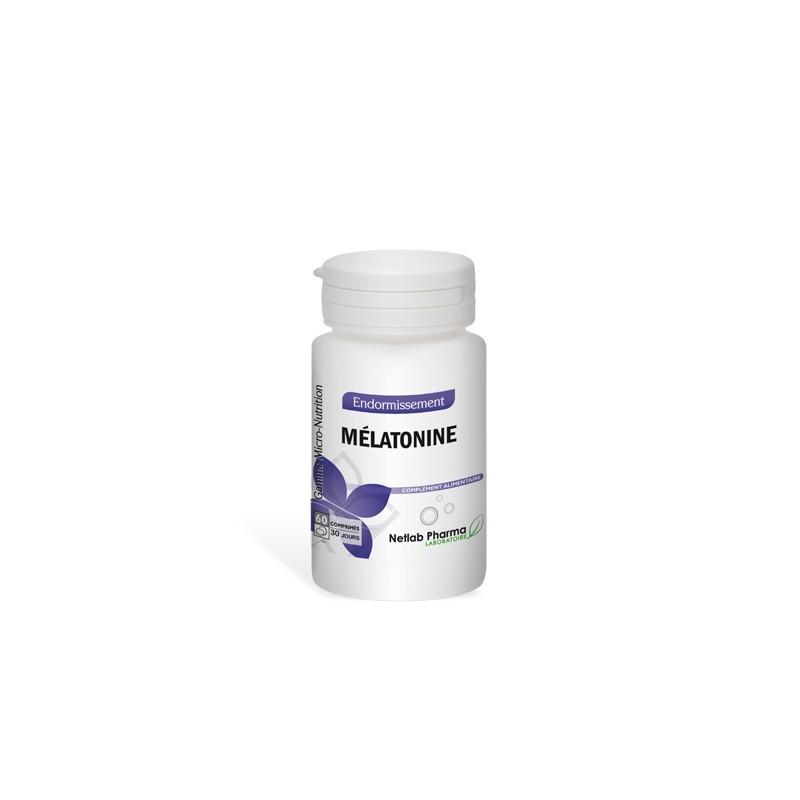 Mélatonine 60 comprimés