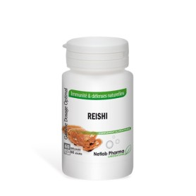 Reishi 60 gélules Dosage Optimal