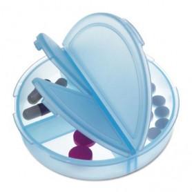 Pilulier journalier en plastique