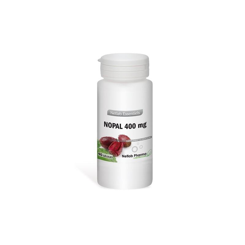 Nopal 400 mg 90 gélules