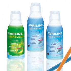 Pack Avriline cure minceur en solution