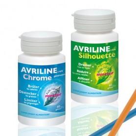 Pack Avriline cure minceur en gélules
