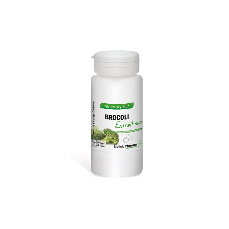Brocoli Dosage Optimal 90 gélules