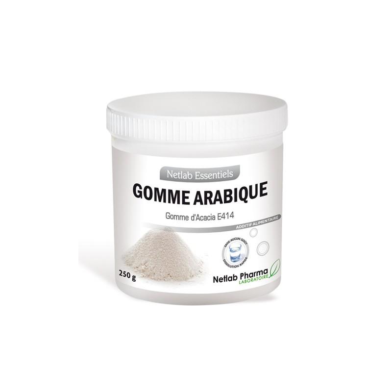 Gomme arabique (Acacia) E414 poudre 250 g