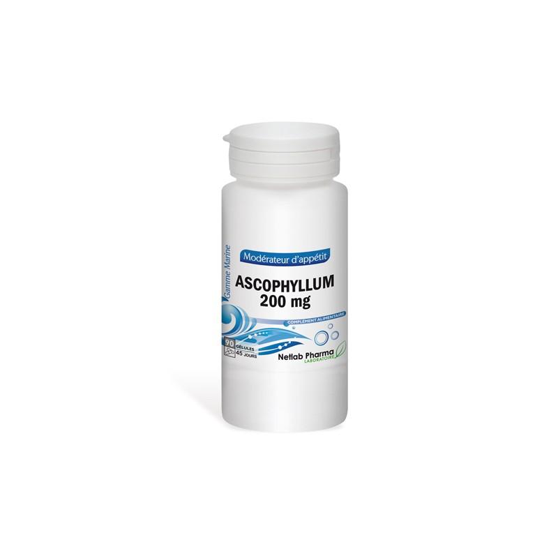 Ascophyllum 200 mg 90 gélules