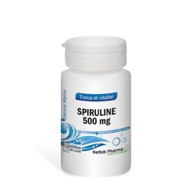 Spiruline 500 mg 100% pure origine Hawaï