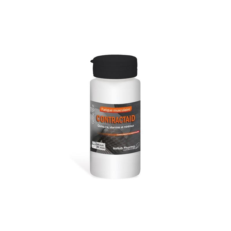 CONTRACTAID 90 gélules