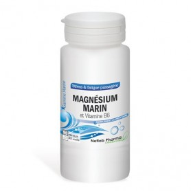 Magnésium marin B6 90 gélules