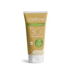 COREME SPF30 - CREME SOLAIRE NATURELLE