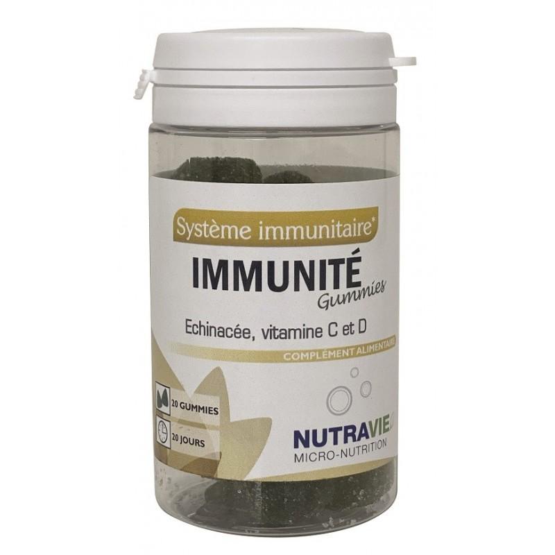 Anti-Age et Immunité 60 gélules